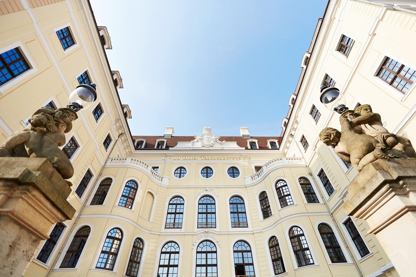 Ein Hotel in Dresden