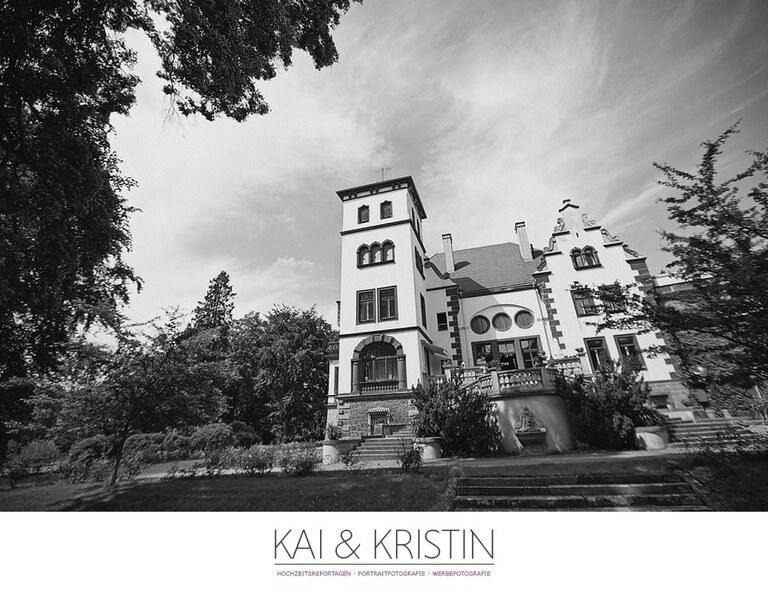 Ein Foto von Schloss Thammenhain
