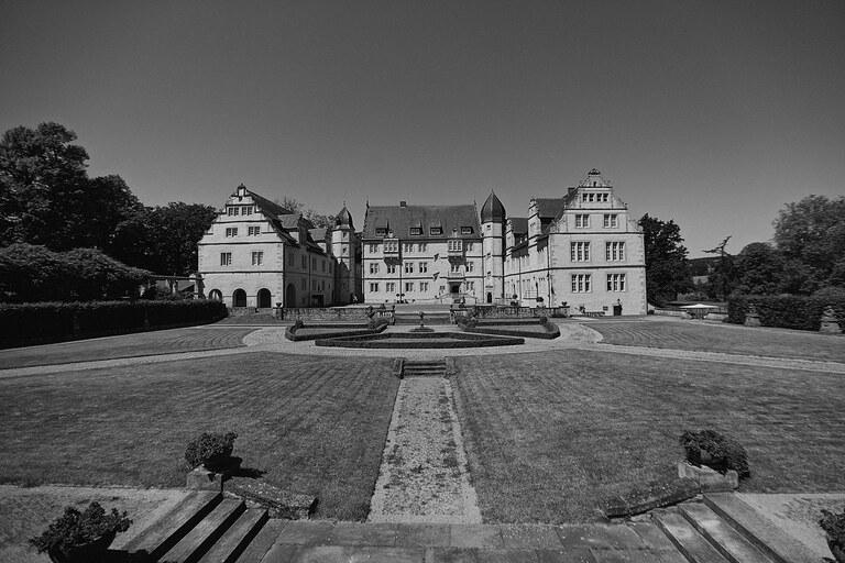 Ein Foto vom Schlosshotel Münchhausen