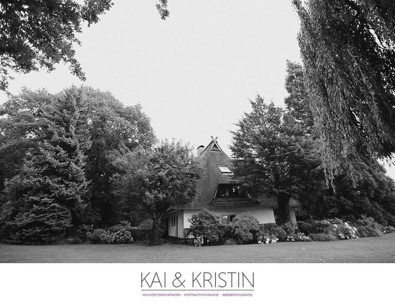 Ein Foto vom Landhaus am See in Hannover