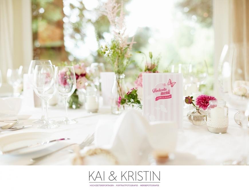 Hochzeit im landhaus am see fotoblog kai und kristin - Landhaus tischdeko ...