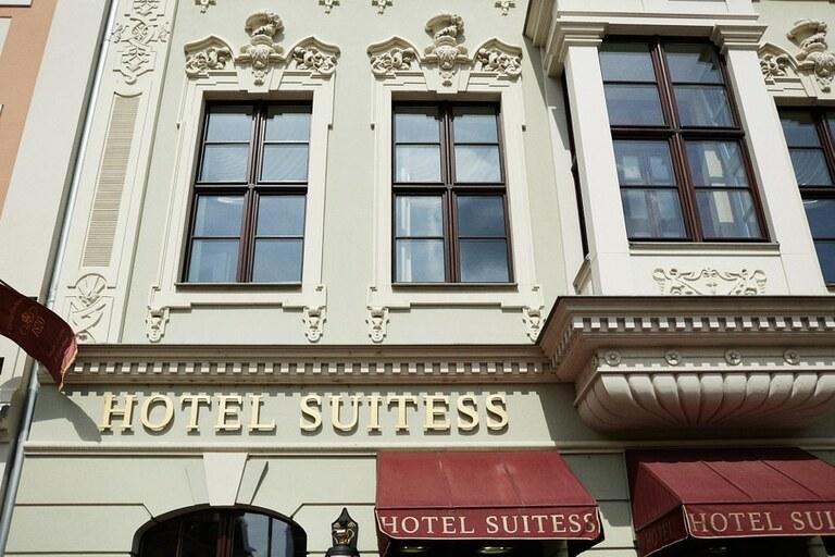Ein Foto vom Hotel Suitess in Dresden